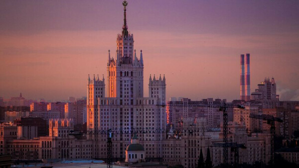 Экскурсия Москва с высоты: прогулка по крышам столицы