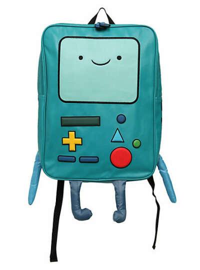 Рюкзак Adventure Time BMO