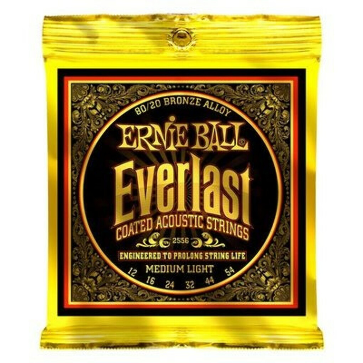 Струны для акустической гитары Ernie Ball 2556