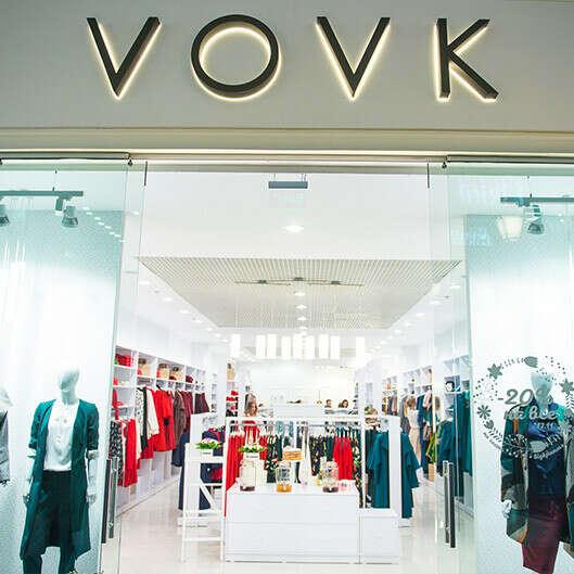 Подарочный сертификат в Vovk