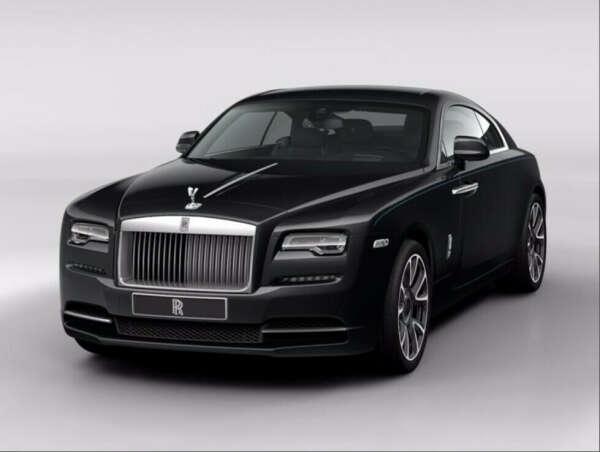 Rolls-Royce Wraith  Black Diamond