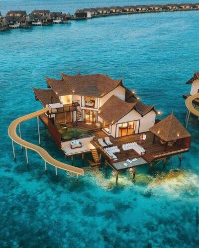 Пожить в доме у океана