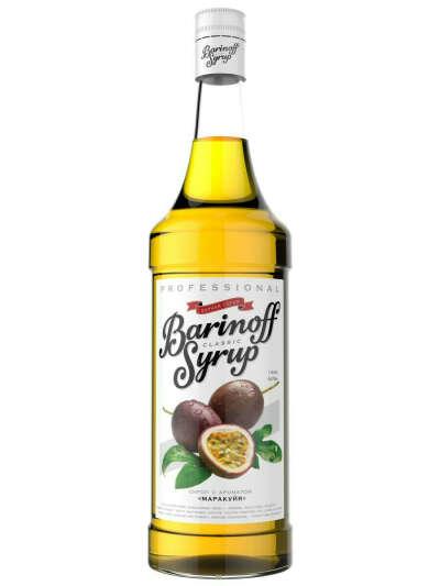 Сироп Barinoff Маракуйя (для кофе и коктелей),1л