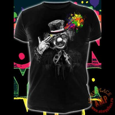 Черная футболка Free Your Mind