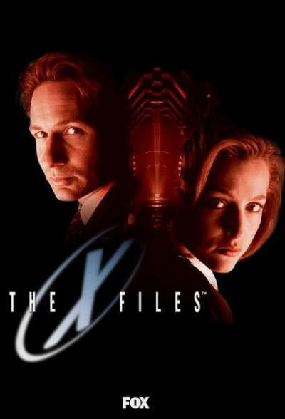 """Посмотреть """"X-Files"""""""