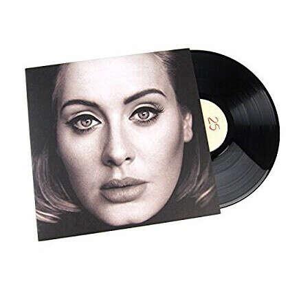 Adele 25 vinyl