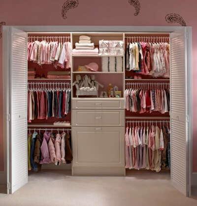 Стильный гардероб для дочки