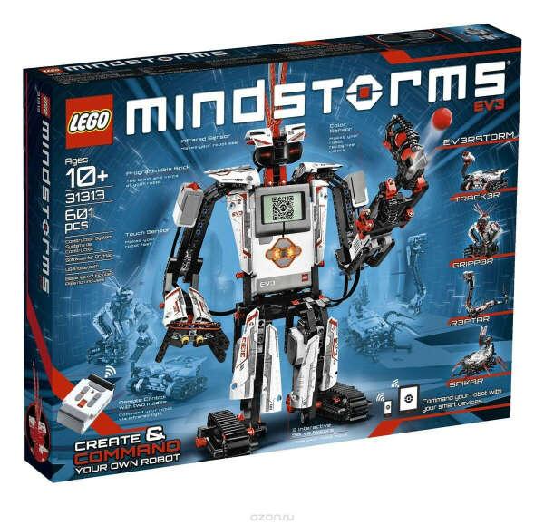 LEGO Mindstorms Конструктор EV3 31313