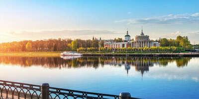 Речной круиз из Москвы