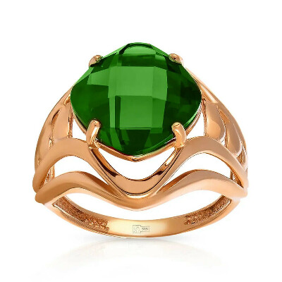 Еще одно охрененное кольцо с турмалином