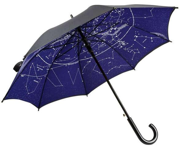 Зонтик с созвездиями