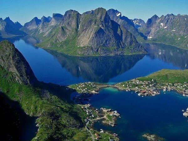 жить в Норвегии