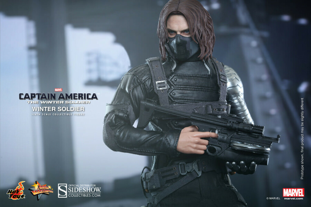 Winter Soldier Hottoys