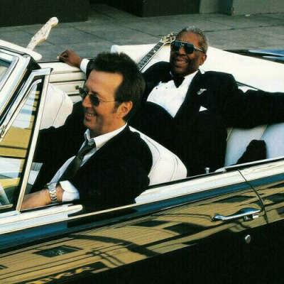 Виниловая пластинка B.B. King & Eric Clapton - Riding With The King