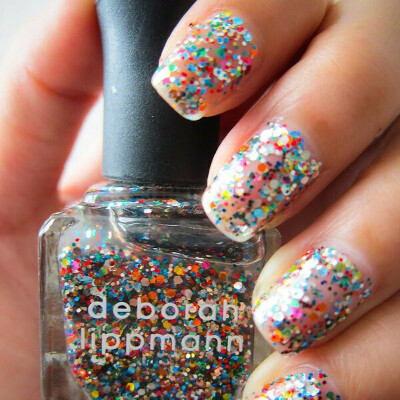 Happy Birthday Nail Polish by Deborah Lippmann