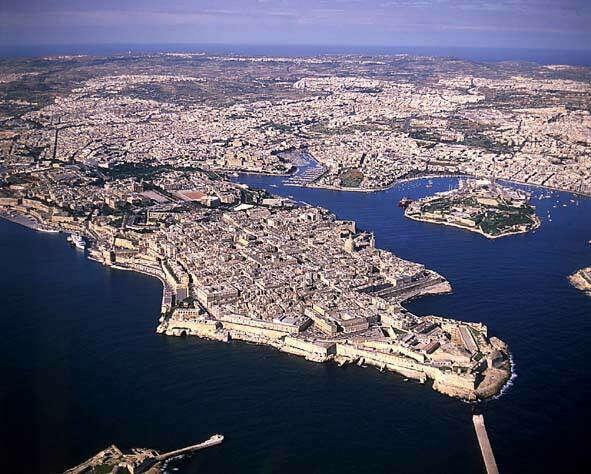 Побывать на Мальте