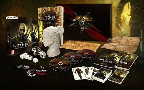 Ведьмак 2: Убийцы королей Коллекционное издание