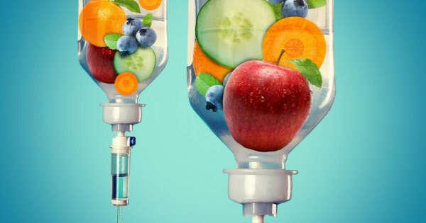 Курс витаминных капельниц