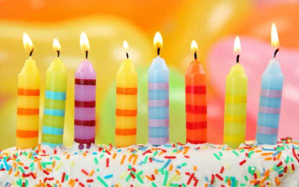 Радостное день рождения