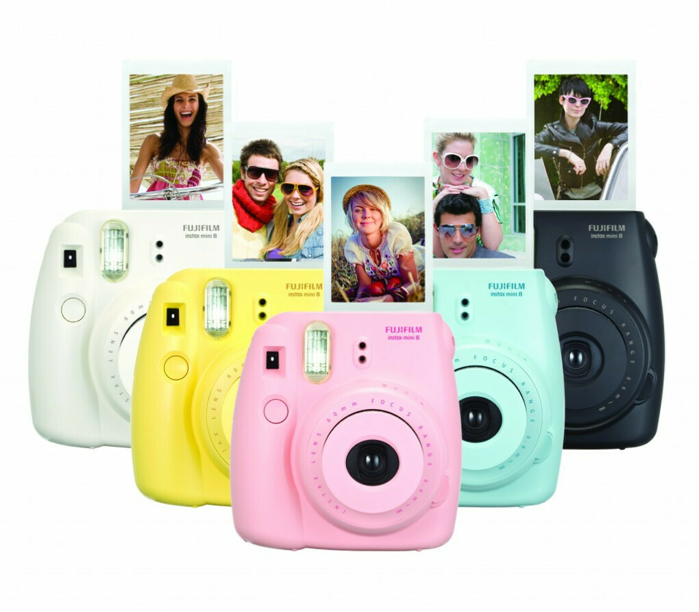 Fujifilm Instant Cameras: Instax Mini 8 Review