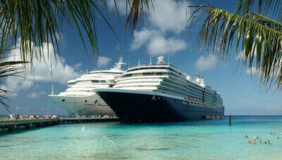 Хочу отправиться в путешествие на круизном лайнере