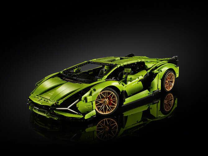 42115 Lamborghini Sian FKP 37 LEGO®