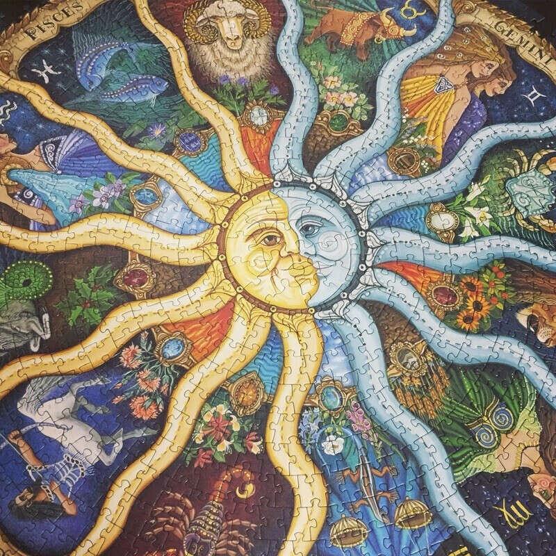 Мозаика Зодиак