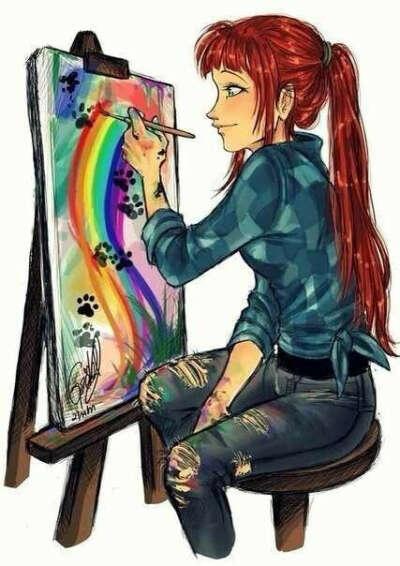 хочу научится рисовать=3