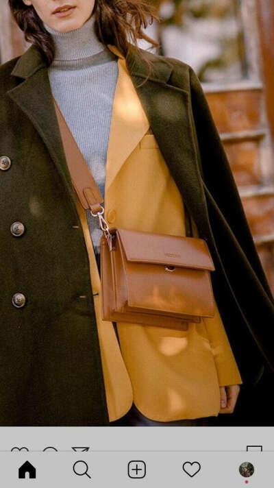 Антуражная сумка, которую можно юзать на игре