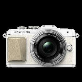Фотоаппарат Olympus PEN E-PL7 Pancake Kit с 14-42 EZ белый