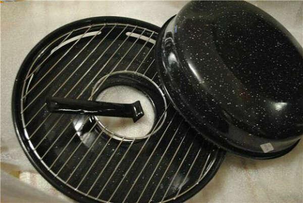 Гриль-сковородка