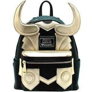Рюкзак с логотипом Локи (Avengers Loki Mini Backpack)