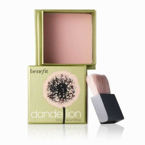 Benefit cosmetics.Dandelion powder.