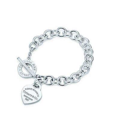Tiffany & Co. - Return to Tiffany™:Heart TagToggle Bracelet