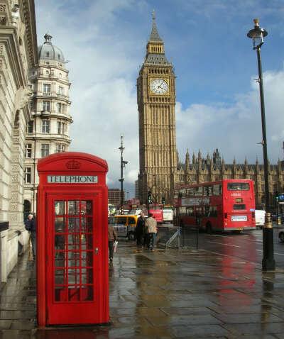 Прогуляться по улицам Лондона