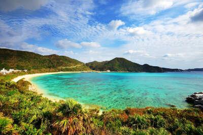 Посетить Окинаву