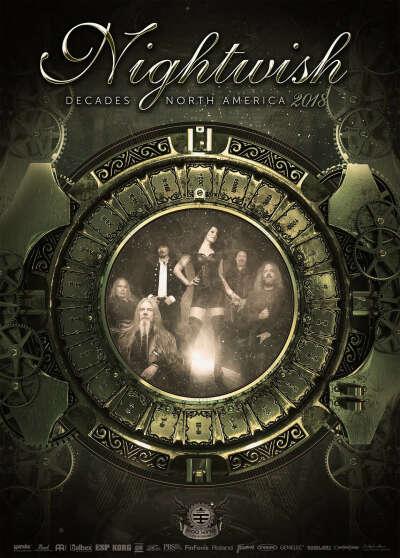 сходить на Nightwish 18.05.2018