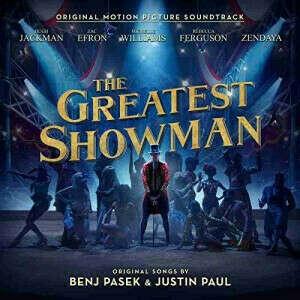Виниловая пластинка OST. The Greatest Showman (LP)