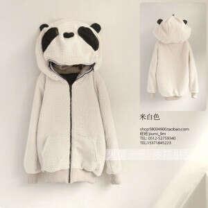кофта-панда