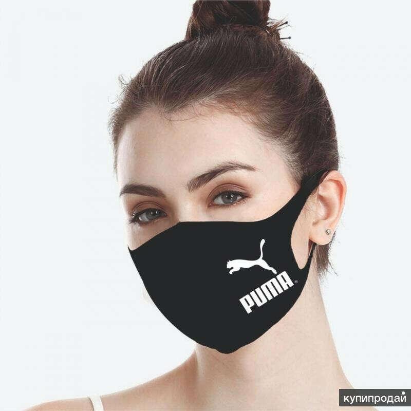 Защитная фиолетовая маска с моим ником @moonmargo_ph