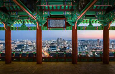 Жить в Сеуле