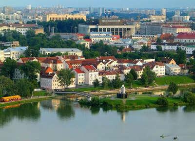 Съездить в Минск