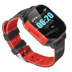 Электронные часы для мальчика - водонепроницаемые часы с телефоном и трекером - купить в gps-saver.ru