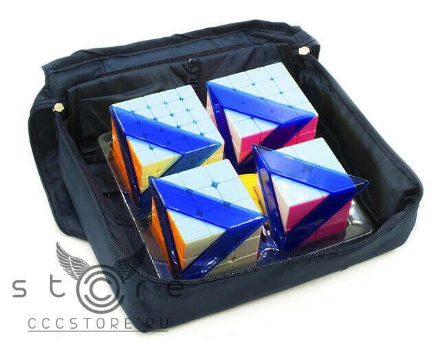 Кубик Рубика 2x2x2-5x5x5