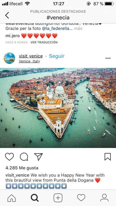 Go to Venecia
