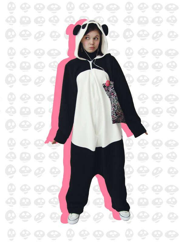 Кигуруми-панда