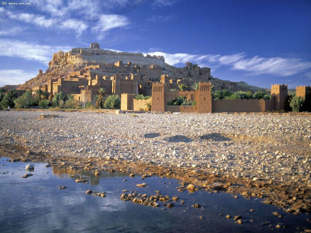 Съездить в Марокко