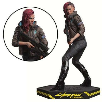 Фигурка Cyberpunk 2077 – V Female (25 см)