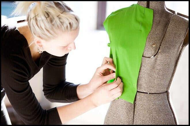 Стать дизайнером аксессуаров и одежды