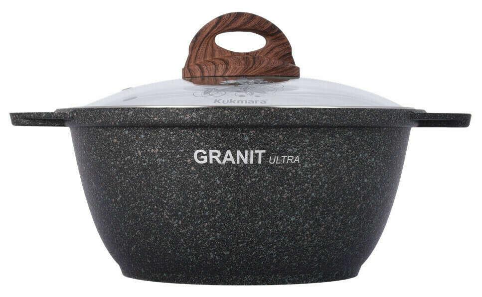 Кастрюля Kukmara Granit Ultra Original 2